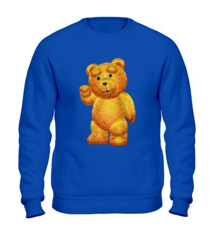 Свитшот Медведь Тедди