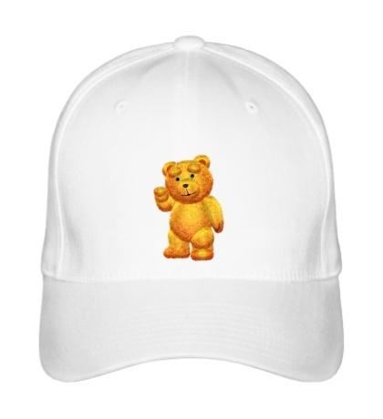 Бейсболка Медведь Тедди