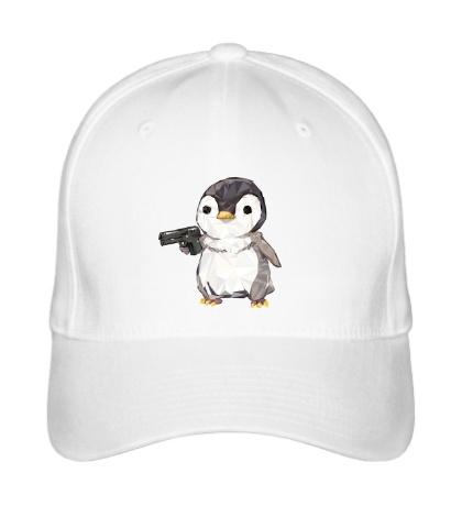 Бейсболка Опасный пингвин