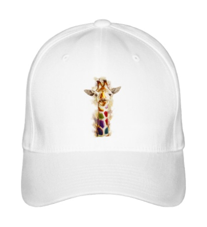 Бейсболка «Позитивный жираф»