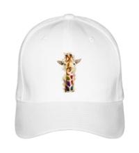 Бейсболка Позитивный жираф
