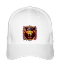 Бейсболка Медведь хипстер