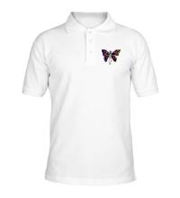 Рубашка поло Скелет бабочки