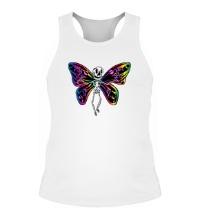 Мужская борцовка Скелет бабочки