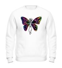 Свитшот Скелет бабочки