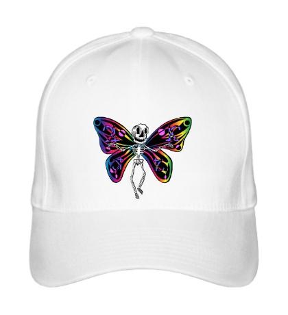 Бейсболка «Скелет бабочки»