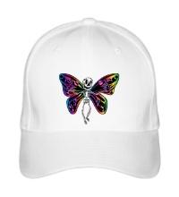 Бейсболка Скелет бабочки