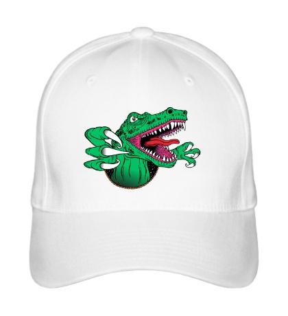 Бейсболка Голодный динозавр