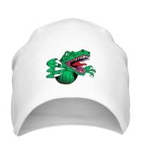 Шапка Голодный динозавр
