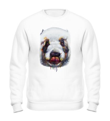 Свитшот Сладкая панда