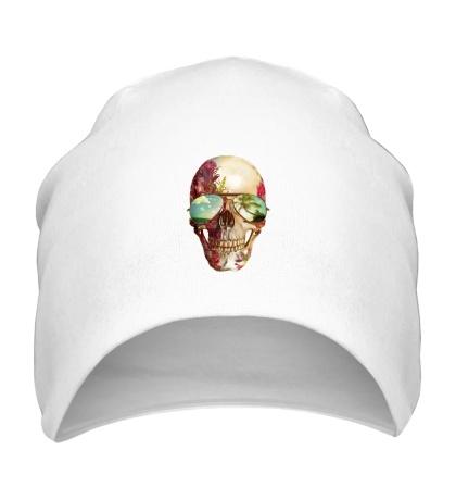 Шапка Летний череп