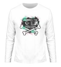 Мужской лонгслив Dead Cassette