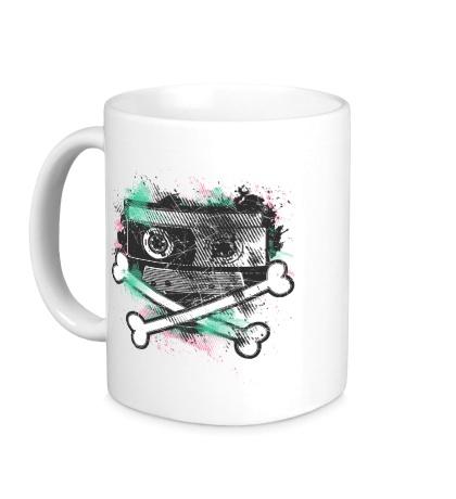 Керамическая кружка Dead Cassette