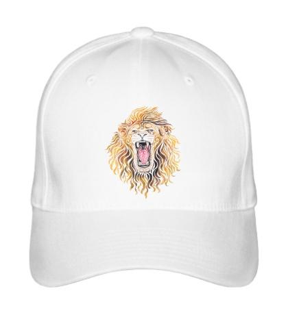 Бейсболка Swirly Lion