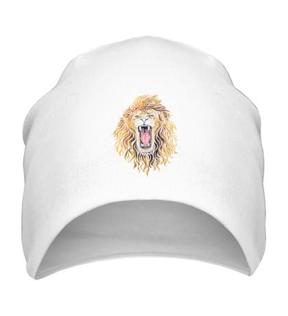 Шапка Swirly Lion