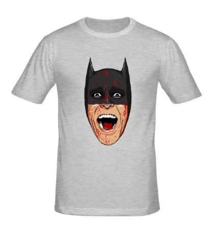 Мужская футболка Batman psycho