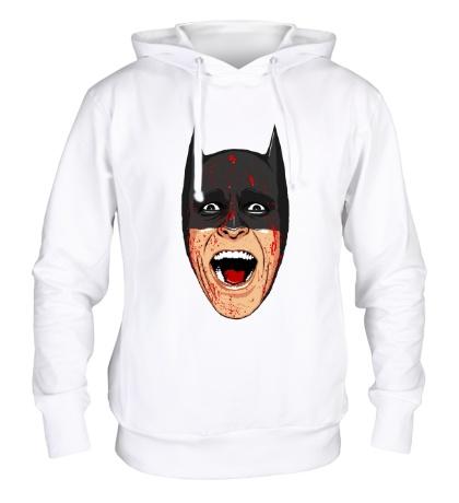 Толстовка с капюшоном Batman psycho