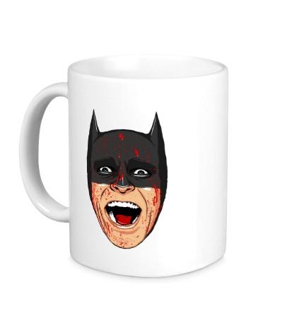 Керамическая кружка Batman psycho