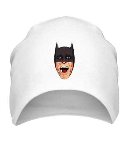 Шапка Batman psycho