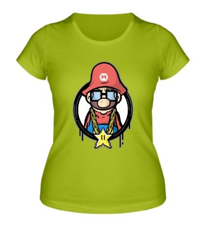 Женская футболка Mario Fashion