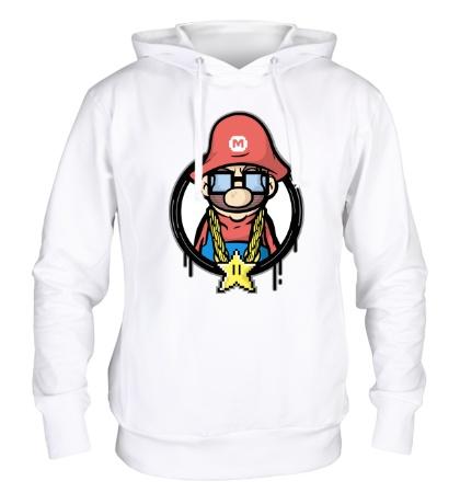 Толстовка с капюшоном Mario Fashion