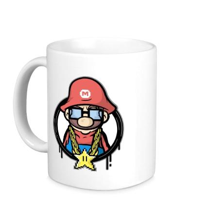 Керамическая кружка Mario Fashion