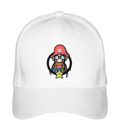 Бейсболка Mario Fashion