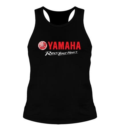 Мужская борцовка Yamaha: Revs your heart