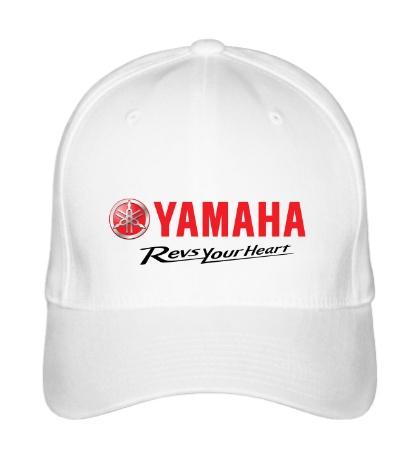 Бейсболка Yamaha: Revs your heart