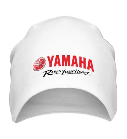 Шапка Yamaha: Revs your heart