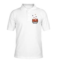 Рубашка поло Марио Тетрис
