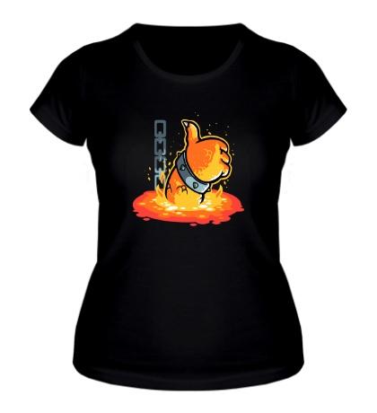 Женская футболка Mario: Ill Be Back