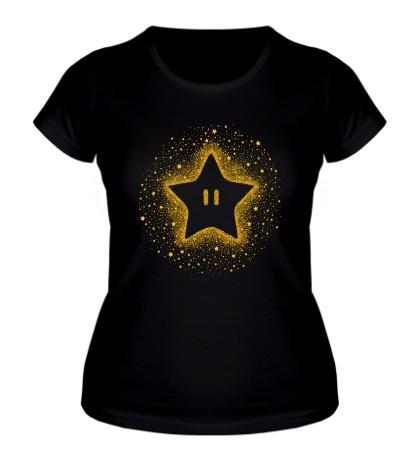 Женская футболка Invincible Starburst