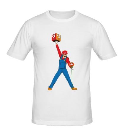 Мужская футболка Марио Меркьюри