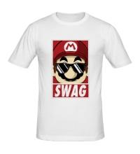 Мужская футболка Mario SWAG