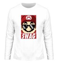 Мужской лонгслив Mario SWAG