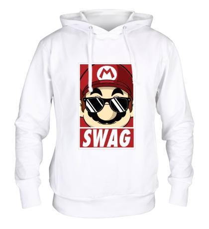 Толстовка с капюшоном Mario SWAG