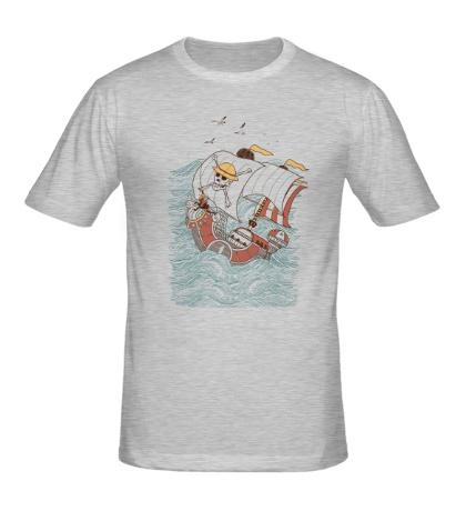 Мужская футболка One Piece of dream