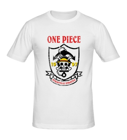 Мужская футболка One Piece Est 1997