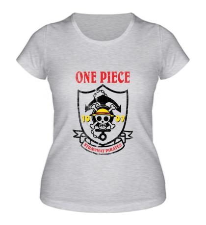 Женская футболка One Piece Est 1997