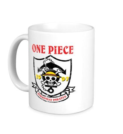 Керамическая кружка One Piece Est 1997