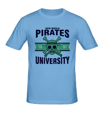 Мужская футболка New World Pirates