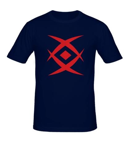 Мужская футболка Метка Монки Д. Драгона