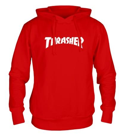 Толстовка с капюшоном Thrasher skate life
