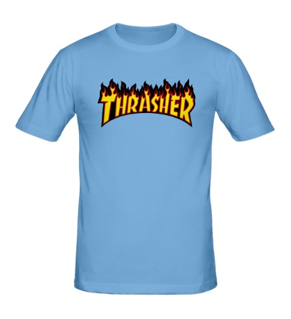 Мужская футболка Thrasher Flame