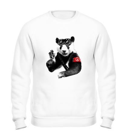Свитшот Панда повстанец