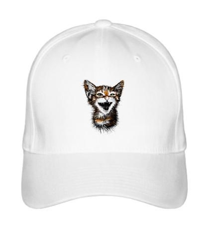 Бейсболка Кот-тигр