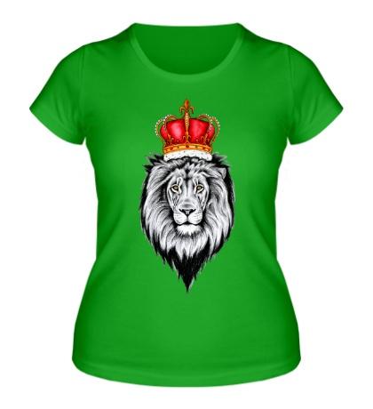 Женская футболка Lion King