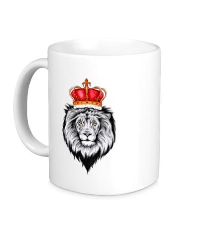 Керамическая кружка Lion King