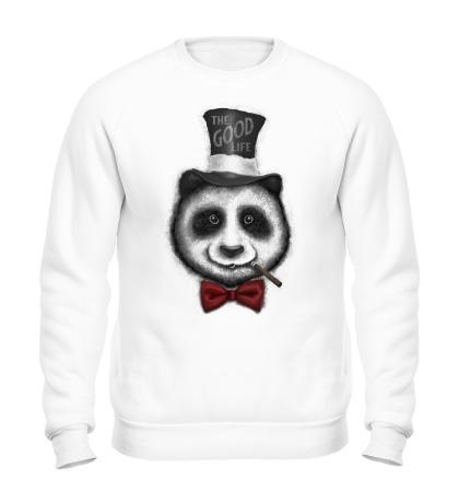 Свитшот Panda: The Good Life